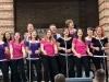 Le Verdi Note dell'Antoniano in concerto ad Amandola