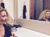 Fabiola Ricci Antoniano Studio TV
