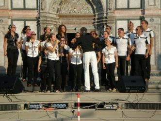 Le Verdi Note dell'Antoniano in concerto all'Italia in miniatura