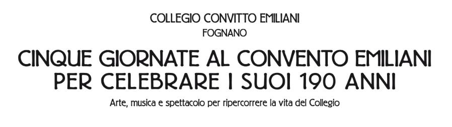 Concerto a Fognano