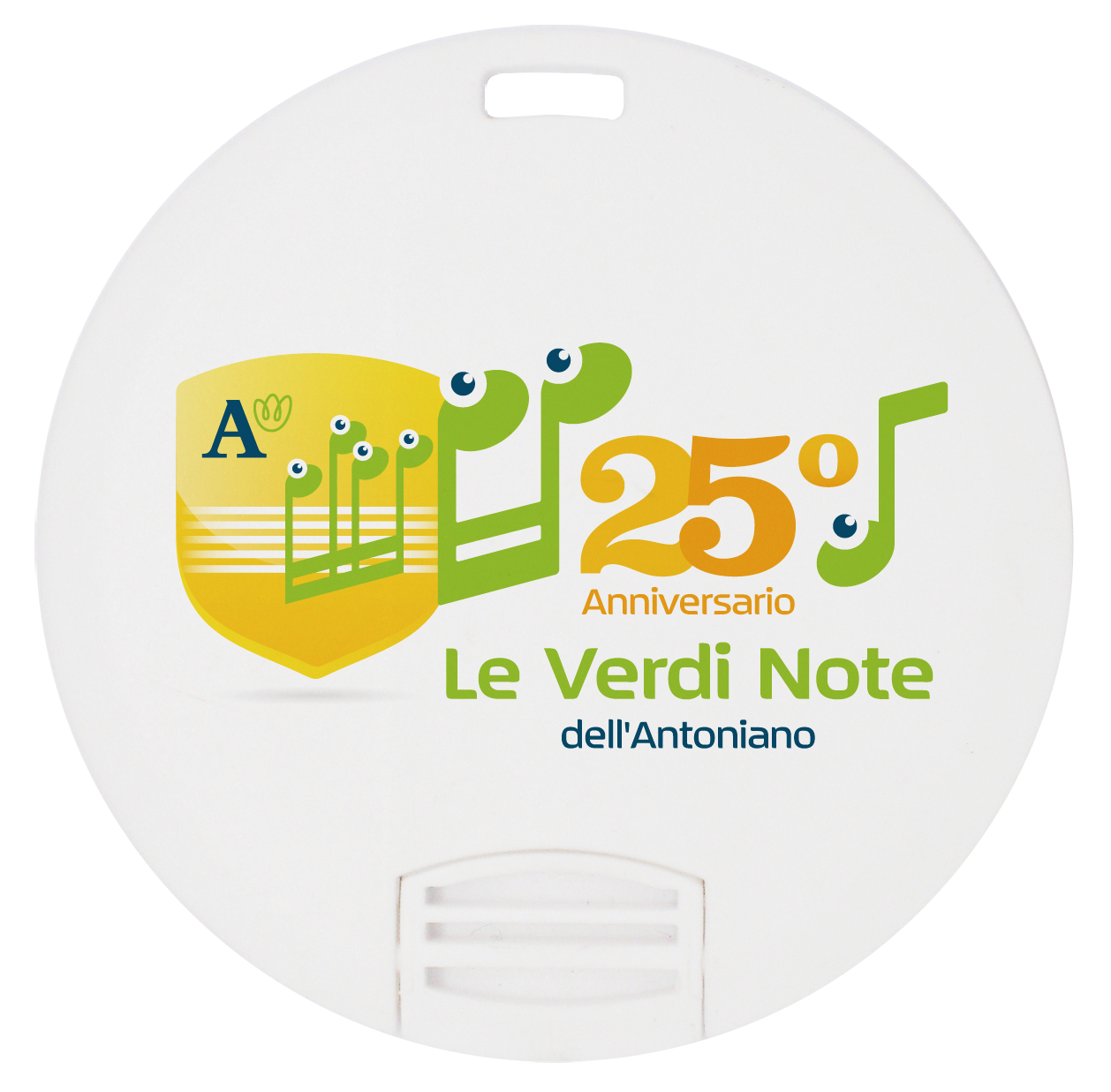 Verdi Note Key