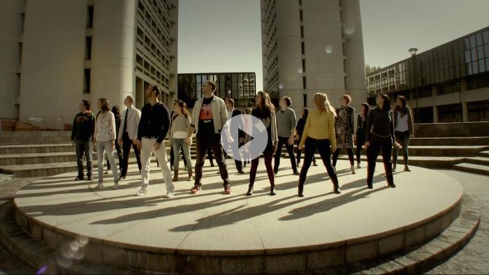 Video ufficiale di Cambia Musica!
