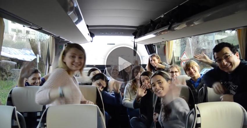 Concerto a Grosseto: video backstage!