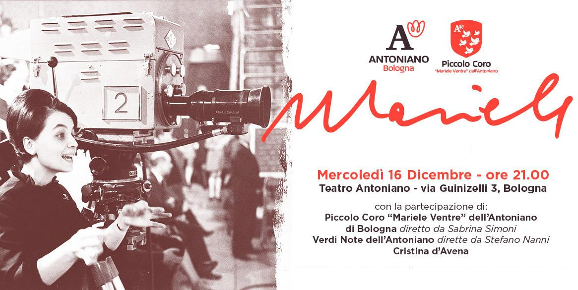 """Mariele"": serata evento al Cinema Teatro Antoniano"