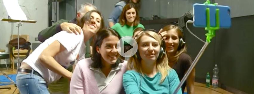 Il segreto per Mariele: video backstage!