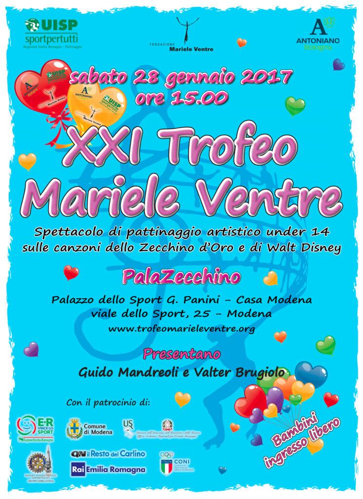 Trofeo Mariele Ventre 2017