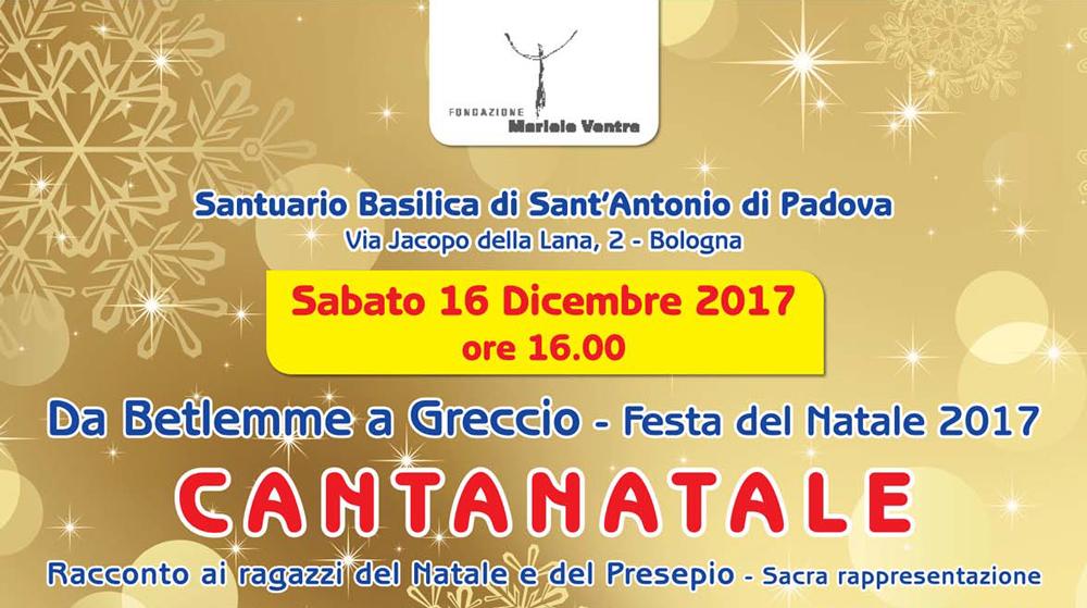 Le Verdi Note al Cantanatale 2017
