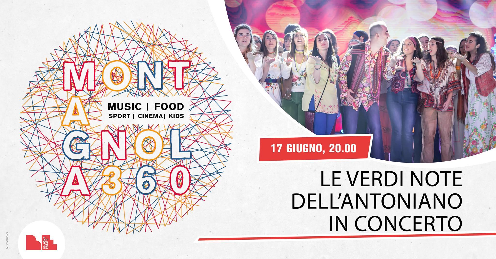 Montagnola 360: Le Verdi Note in concerto!