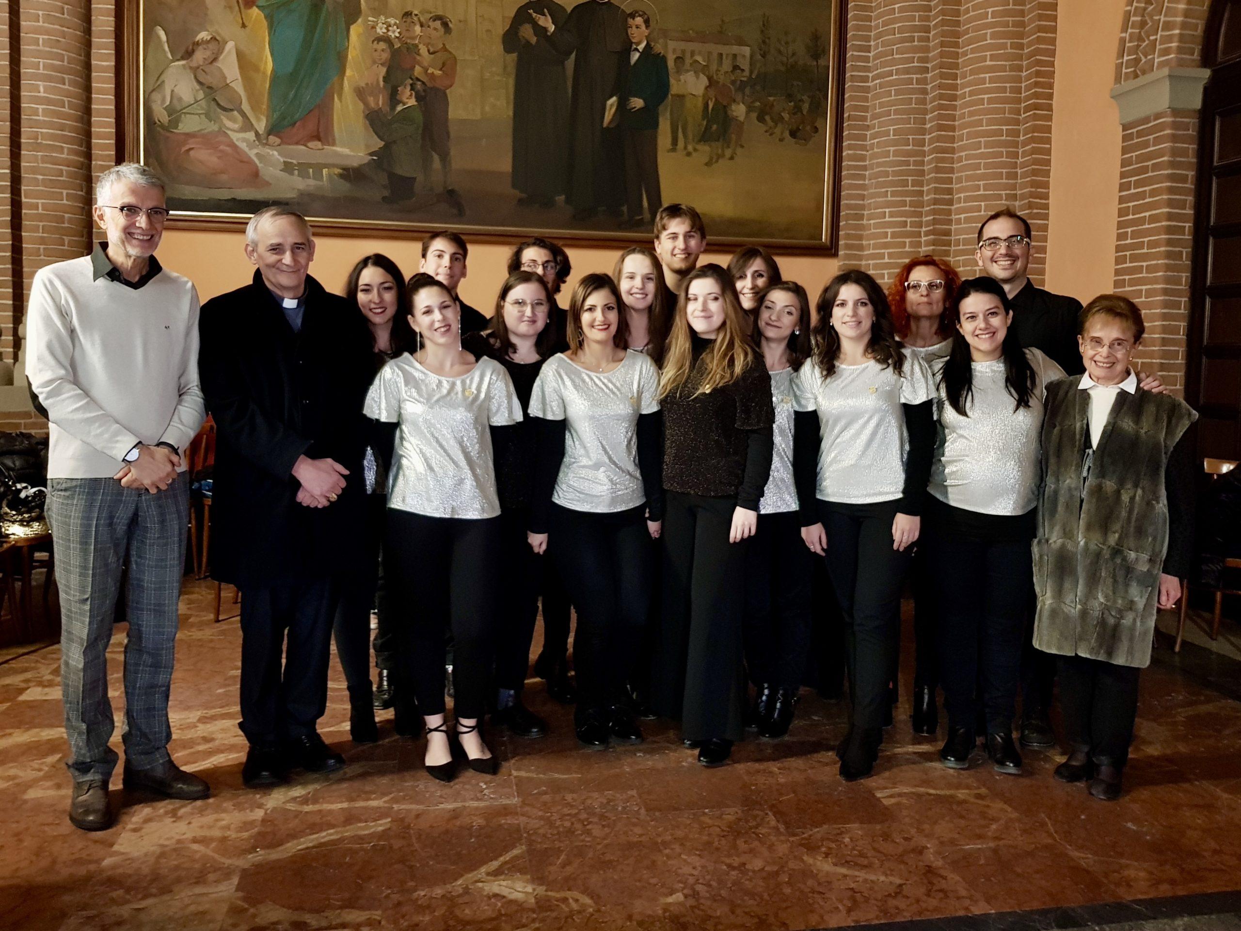 Le Verdi Note al CantaNatale 2019